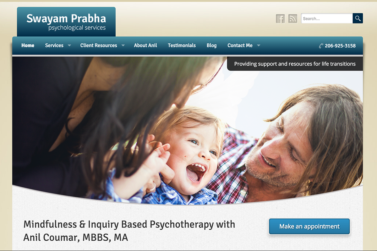 10 Good Examples of Therapist WordPress Websites